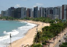 Meireles é o bairro com o metro quadrado mais caro (FOTO: Divulgação)