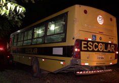 Eles foram assassinados no ônibus (FOTO: Reprodução/TV Jangadeiro)