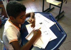 Estudante de Sobral, no especial Vale da Rapadura. (FOTO: Jéssica Welma/Tribuna do Ceará)