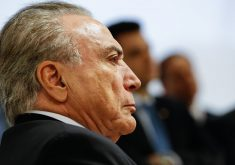 Michel Temer está sob ameaça de nova denúncia. (Foto: Marcos Corrêa/PR)