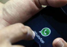 Os criminosos combinaram tudo em um grupo de Whatsapp (FOTO: Divulgação)