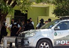 A Polícia Militar chegou até o trio porque um deles, de 11 anos, deixou sua mochila no posto de saúde (FOTO: Portal DM.net)