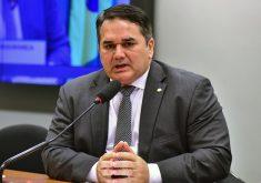Cabo Sabino é ligado aos debates na área da segurança pública. (Foto: Agência Câmara)