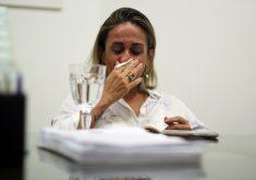 Cristiane Veridiano foi condenada por 32 anos (FOTO: Fernanda Moura/Arquivo Tribuna do Ceará)