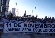 Chacina deixou 11 mortos (FOTO: Emanuella Braga/TV Jangadeiro)