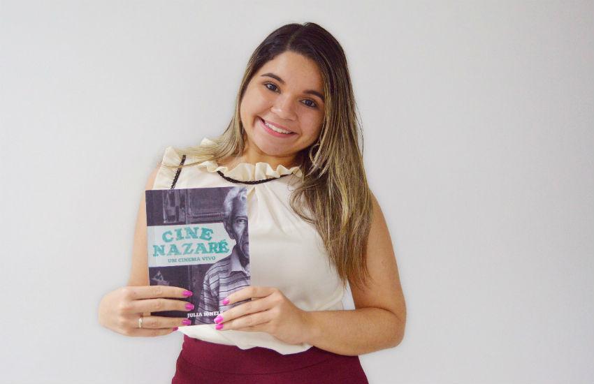 Livro resgata a trajetória do Cine Nazaré, o último cinema de bairro de Fortaleza
