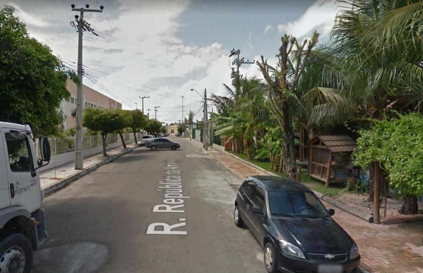 Assaltantes invadem restaurante de área nobre de Fortaleza e roubam clientes