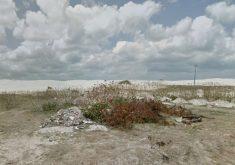 O crime aconteceu na duna do Cumbuco (FOTO: Reprodução/Google)