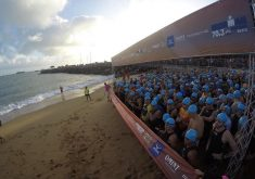 Atleta do Ironman Brasil está desaparecido em Fortaleza. (Foto: Ironman Brasil/Facebook)