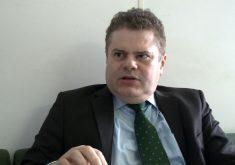 O juiz lamenta e alerta que é o momento de refletir o que aconteceu (FOTO: Reprodução/TV Jangadeiro)