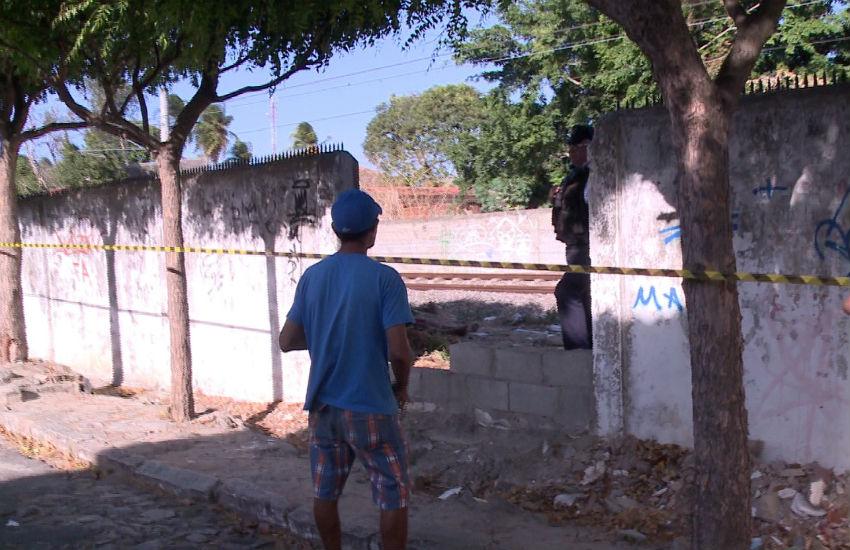 Ladrão é vítima de linchamento após tentativa de assalto a uma mulher