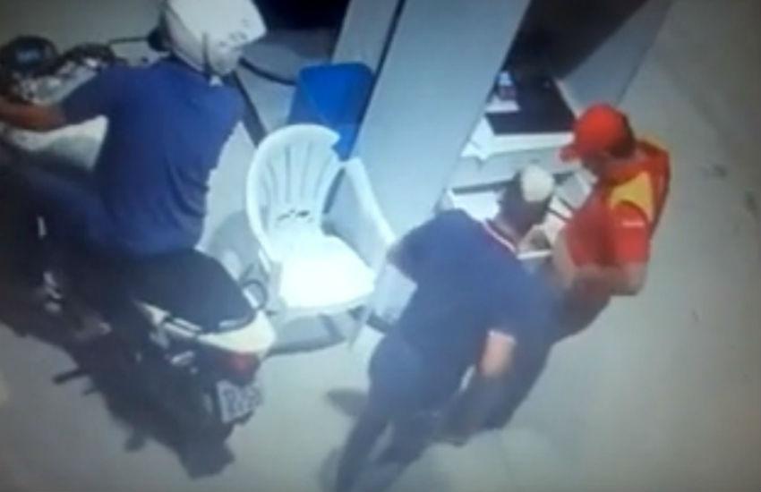Posto de combustíveis de Fortaleza já foi assaltado mais de 50 vezes