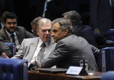 Tasso foi afastado da presidência pelo presidente afastado, Aécio Neves. (Foto: Jonas Pereira/Agência Senado)
