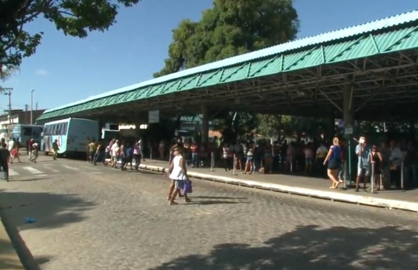 Campanha contra abuso sexual de mulheres será realizada nos terminais de ônibus em Fortaleza