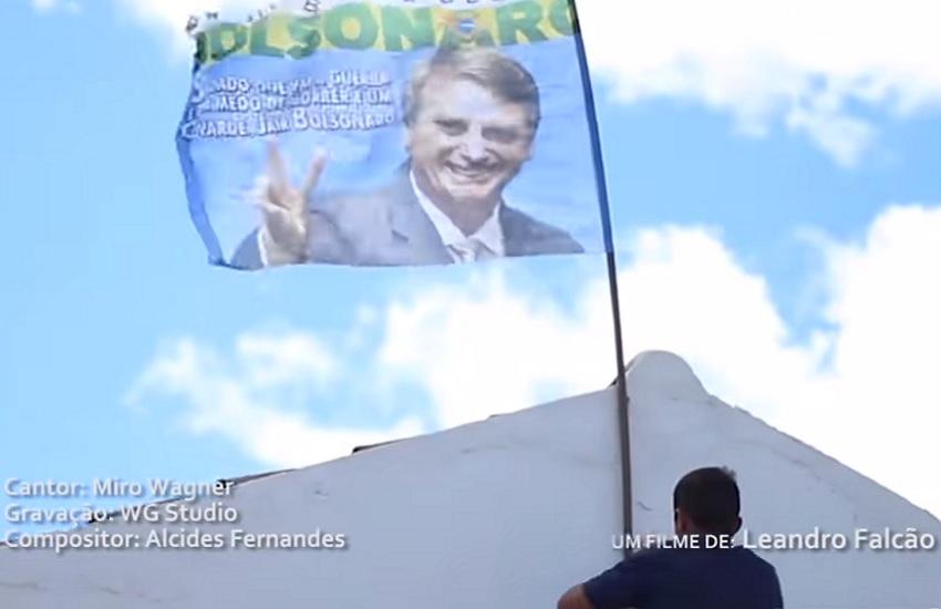 Cearenses lançam forró em apoio a Bolsonaro que divide opiniões na internet