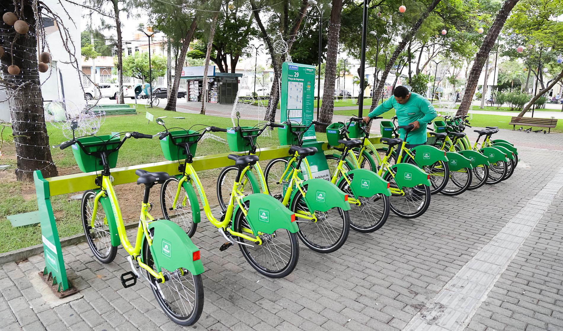 Bicicletar implanta 100 novas bicicletas, agora mais apropriadas para mulheres
