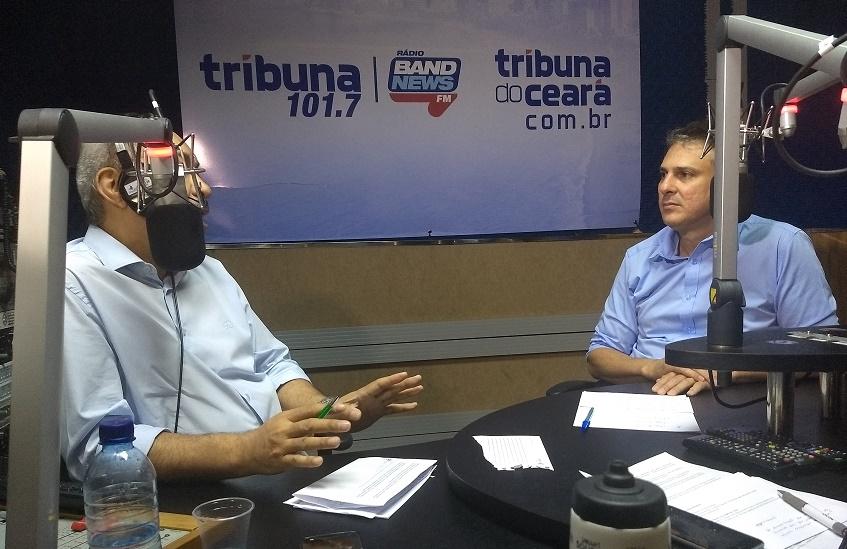 """""""Se fosse presidente, demitiria esse ministro hoje"""", diz Camilo diante de pressão por reforma da previdência"""