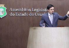O pronunciamento foi feito na Assembleia Legislativa (FOTO: Divulgação)
