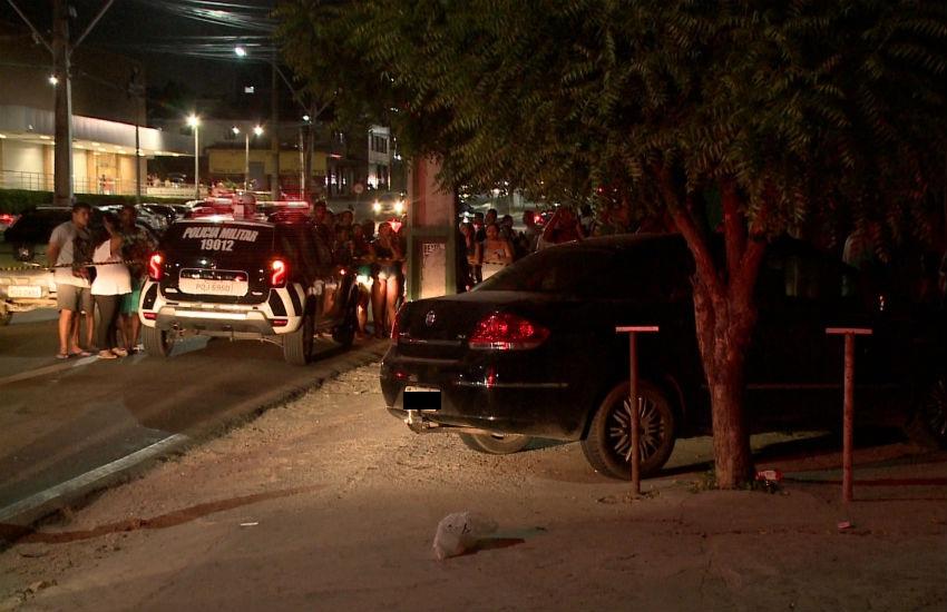 Motorista da Uber é morto a tiros e passageiro fica baleado em Fortaleza