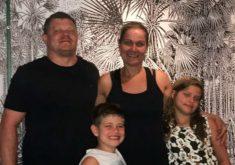 A família conheceu o Museu (FOTO: Divulgação)