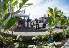 O processo envolve diálogos com moradores e comerciantes locais (FOTO: Mario Sabino/ ShotUp)