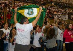 Ceará foi destaque na Olimpíada Nacional de História do Brasil em São Paulo. (Foto: Divulgação/ONHB)