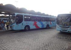 Caso aconteceu em ônibus da linha Parangaba/Papicu. (Foto: Tribuna do Ceará)