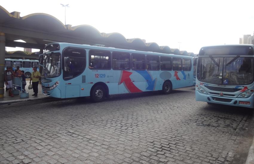 11 linhas de ônibus de Fortaleza só aceitam cartões eletrônicos no pagamento de passagens