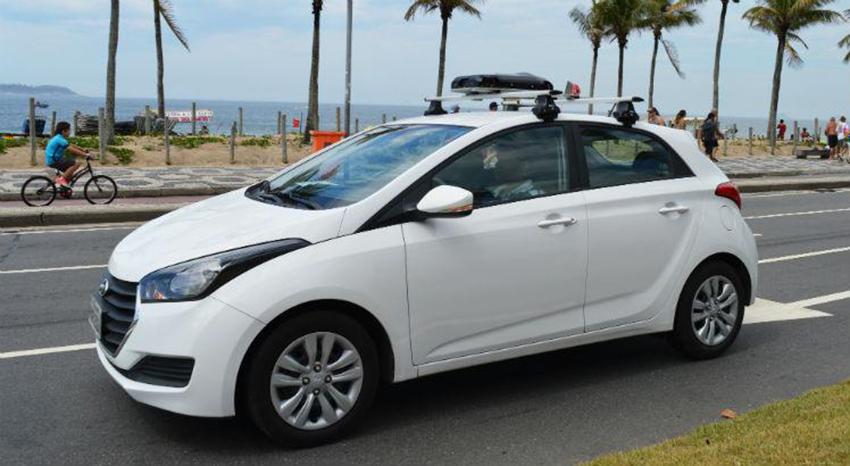 Uber fará mapeamento em Fortaleza e deve aumentar em 10 vezes a precisão de localização