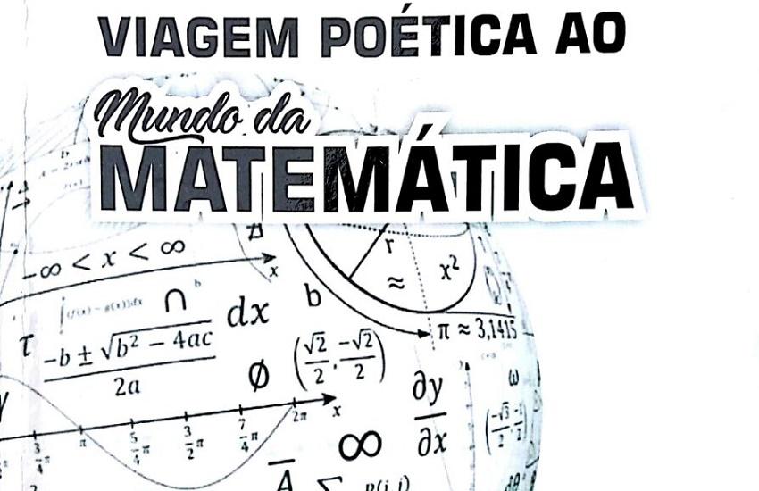 Cearense cria livro que ensina matemática com ajuda da literatura de cordel