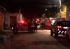 Pelo menos 14 pessoas foram mortas (FOTO: Reprodução/TV Jangadeiro)
