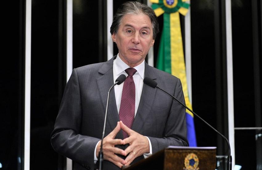 TRE mantém liminar que impede Eunício de usar imagens de Lula, Camilo e Cid