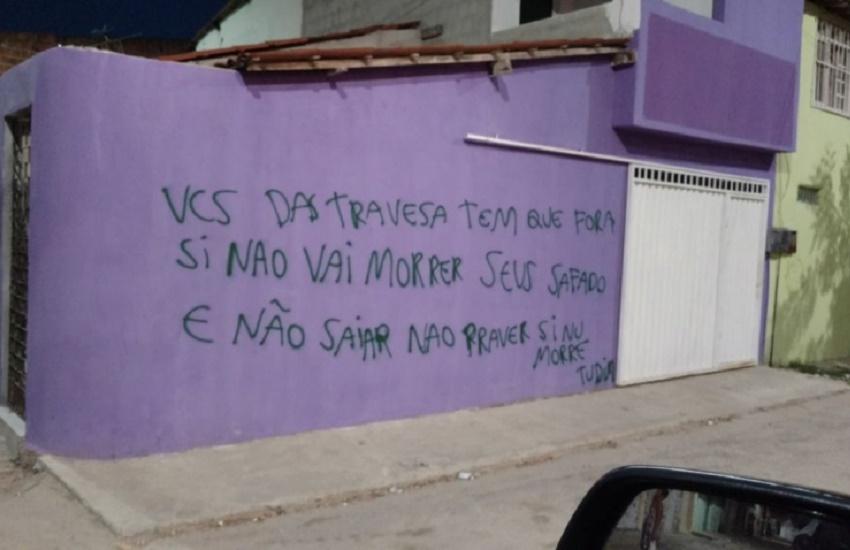 Facção criminosa expulsa moradores de 5 ruas de bairro de Fortaleza