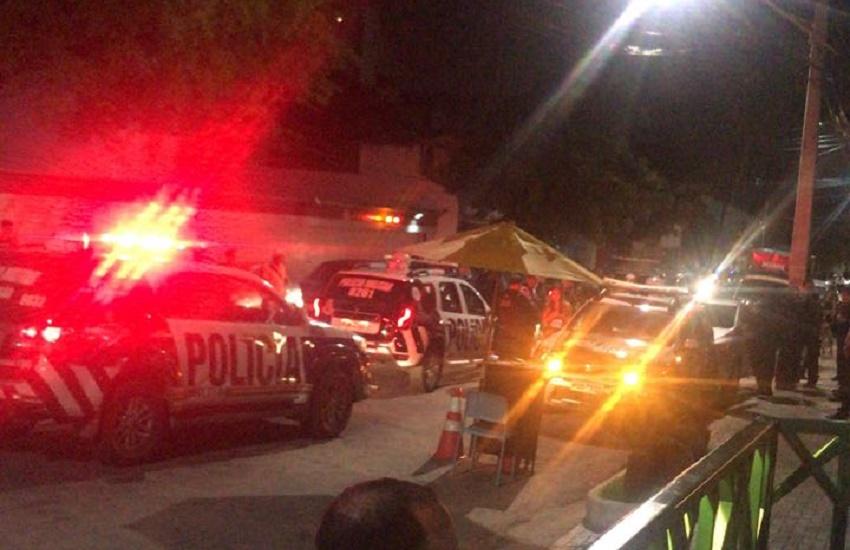 Mais uma briga em restaurante termina com mulher agredida por homem na Varjota