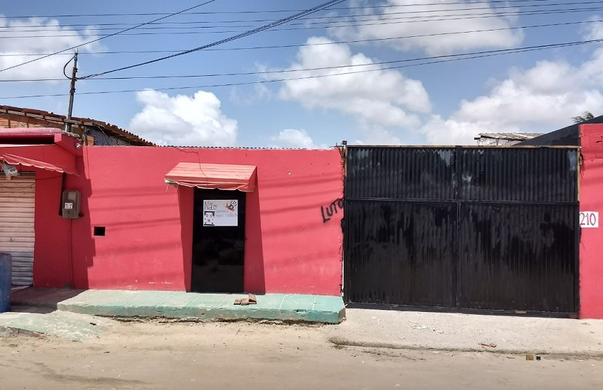 Casa de shows onde aconteceu chacina tem o nome retirado da fachada