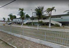 Feridos foram encaminhados ao Hospital de Aracati (FOTO: Google Street View)