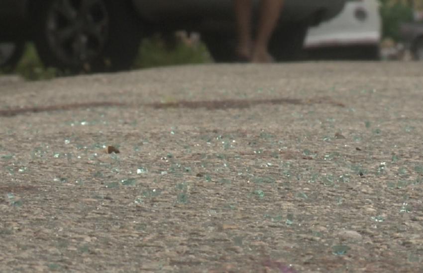 Mulher é baleada logo após deixar os filhos na escola em Fortaleza