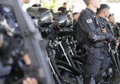 Policias do Raio só identificaram suspeito após troca de tiro. (Foto: Governo do Estado)