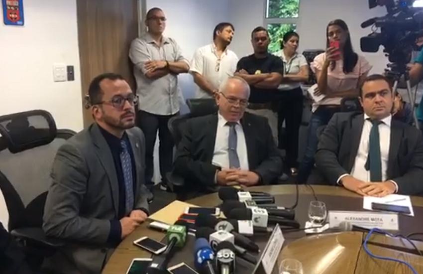 """""""Não estamos na pior situação do país, mas nos preocupa"""", diz secretário André Costa"""