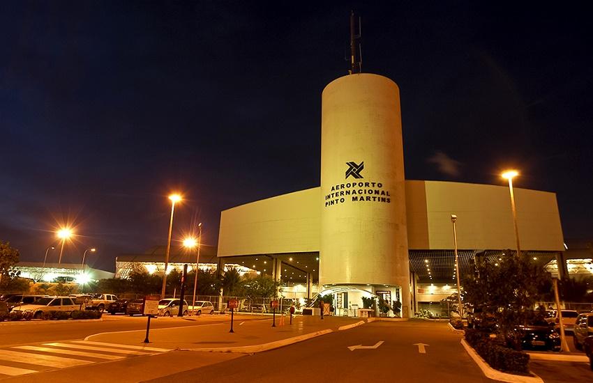 Aeroporto Pinto Martins recebe inspeção para o início das obras de ampliação