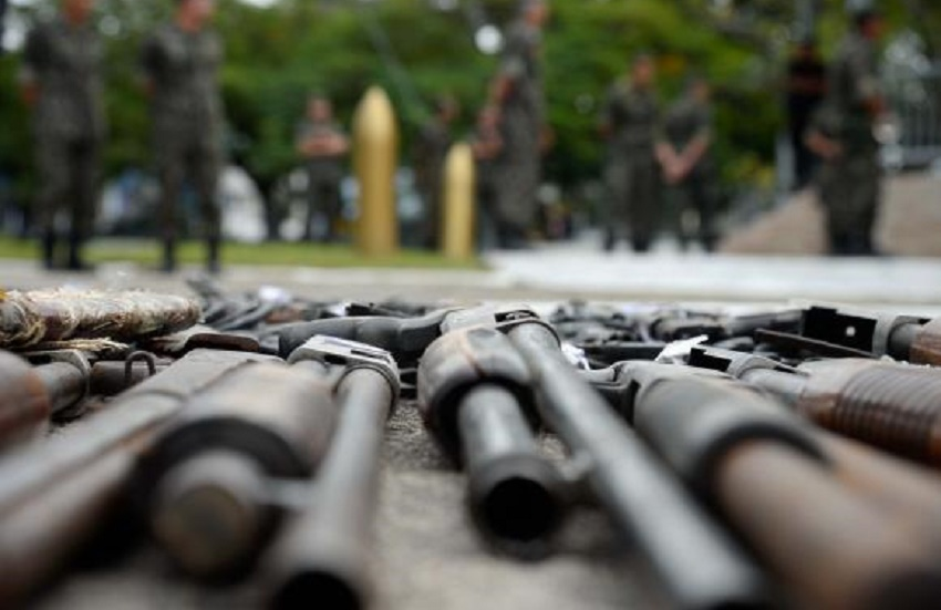 Prefeitura de Sobral dá R$ 17 mil a agentes de segurança por apreensão de armas