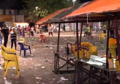 Chacina em Benfica fez 7 mortos