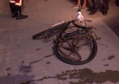 bicicleta, atropelamento