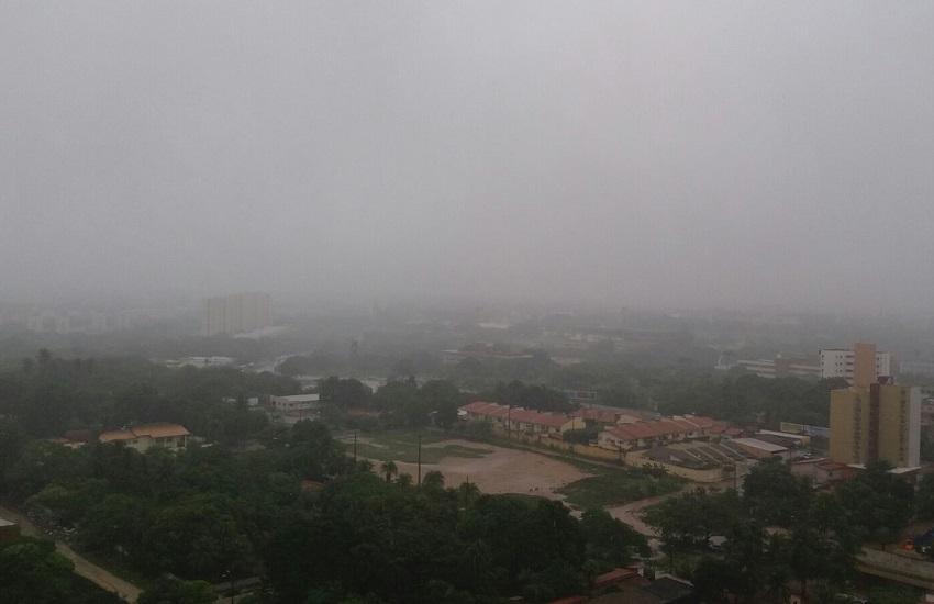 Funceme prevê novas chuvas, mas Ceará não deve atingir a média histórica de março