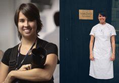 Cearense deixou de fotógrafa para ser cozinheira