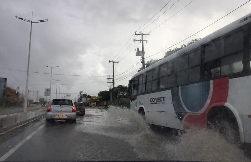 Crateús, Farias Brito e Pindoretama registram as maiores chuvas do Ceará neste dia