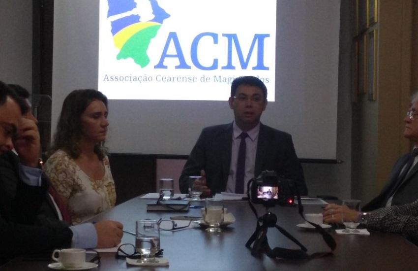 ACM se manifesta sobre caso de advogada que acusou juiz de morosidade em processos