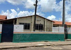 A escola fica localizada no Parque Santa Maria (FOTO: Dorian Girão/TV Jangadeiro)