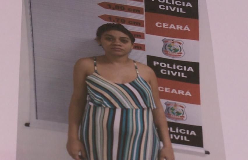 Grávida é presa por furtar R$ 500 mil em produtos de joalheria em Fortaleza