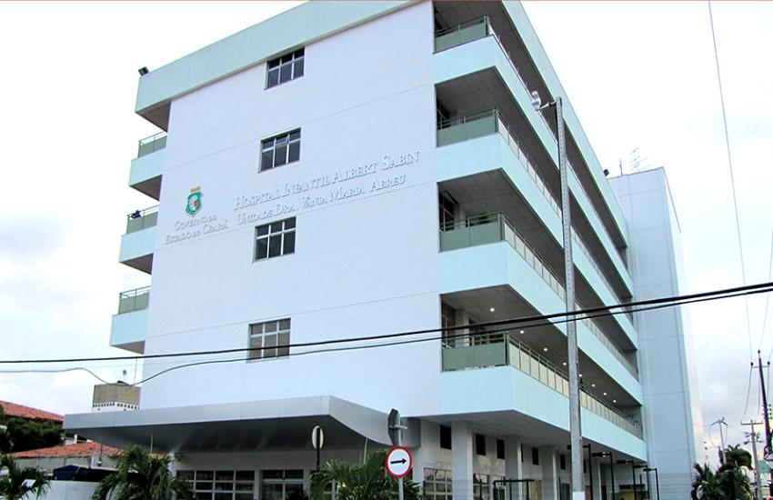 Menino de 5 anos morre de meningite no Hospital Albert Sabin, em Fortaleza